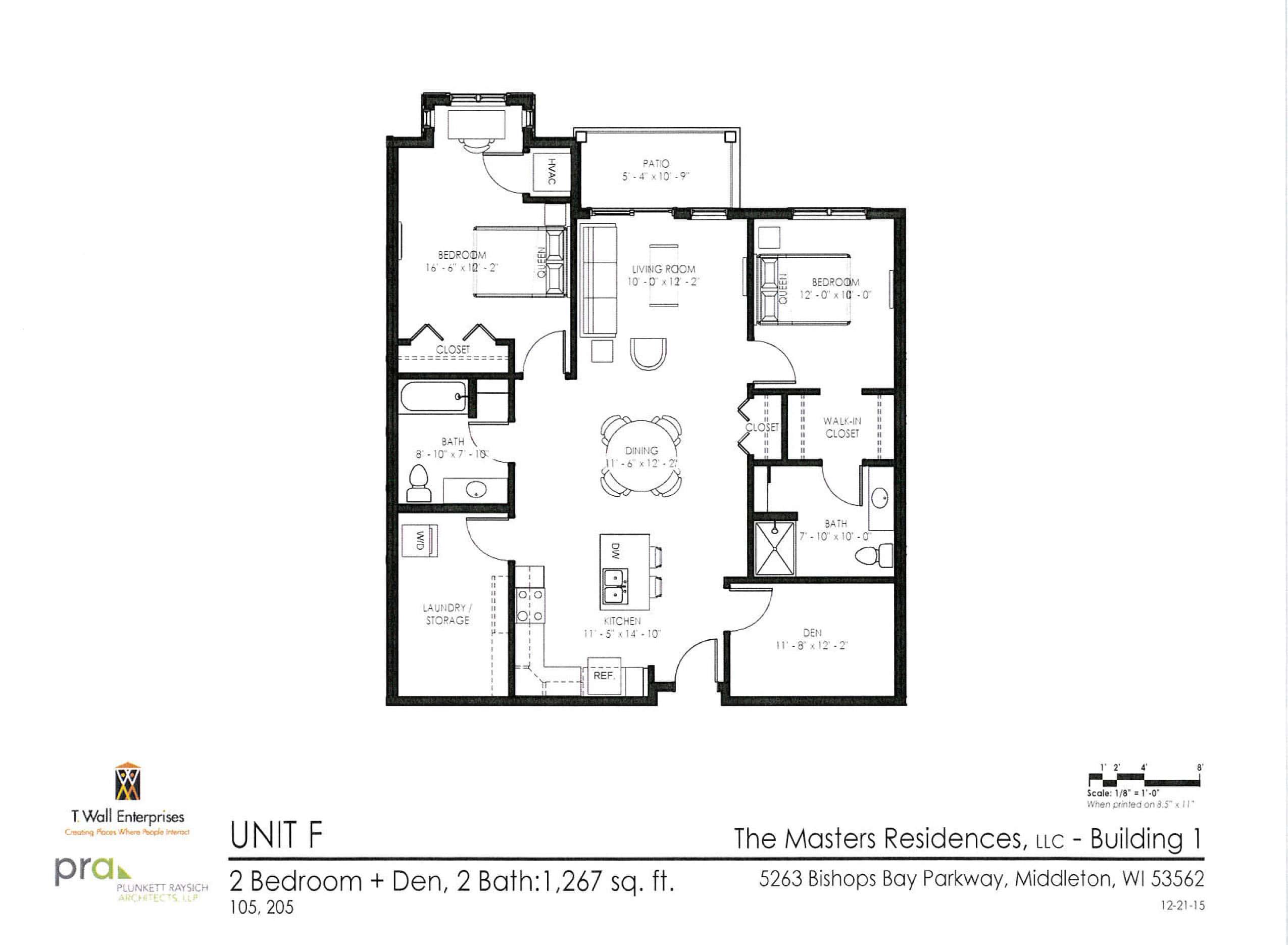 Masters Residences Middleton, Wisconsin